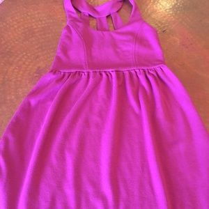 Silence + Noise Power Pink Mini Dress or Top